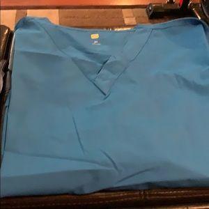 NWT scrub shirt
